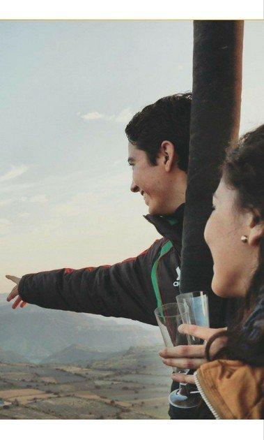 Vuelo Compartido en San Miguel de Allende 1