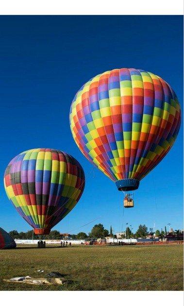 volar en globo en tequisquiapan queretaro
