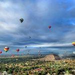 valle de teotihuacan globos aerostaticos