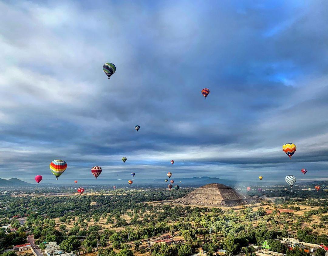 Vuelo Privado en Teotihuacán 6